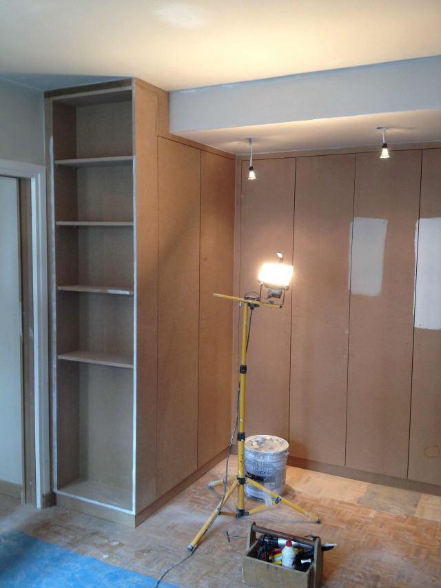 agencement mdf