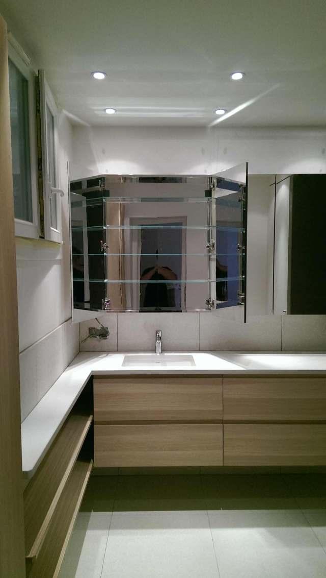 salle de bain en création