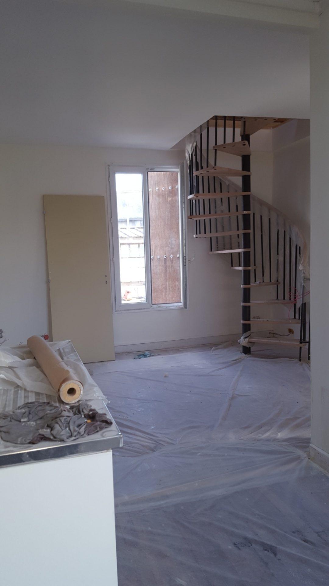 Rénovation complète d appartement